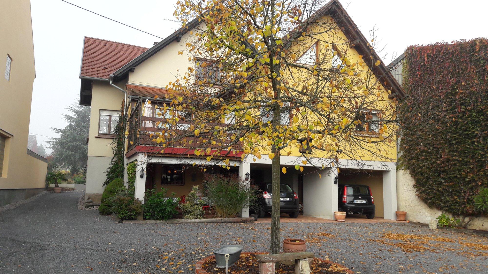 Chambre d'hotes du Zellberg