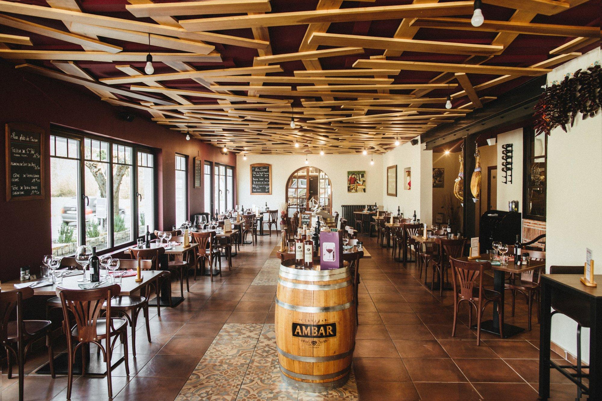 Zuzulua Saint Pée sur Nivelle Restaurant Avis Numéro de