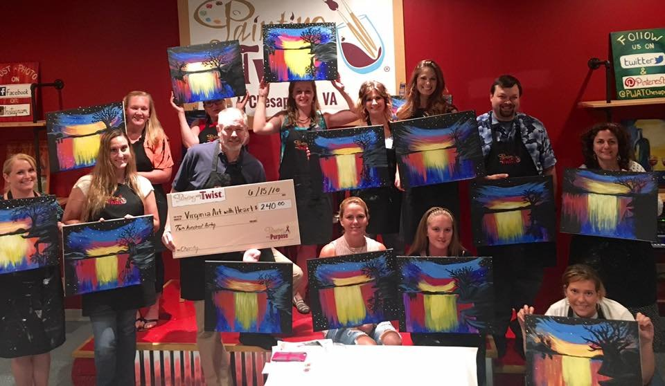 Painting with a Twist Chesapeake All You Need to Know Before