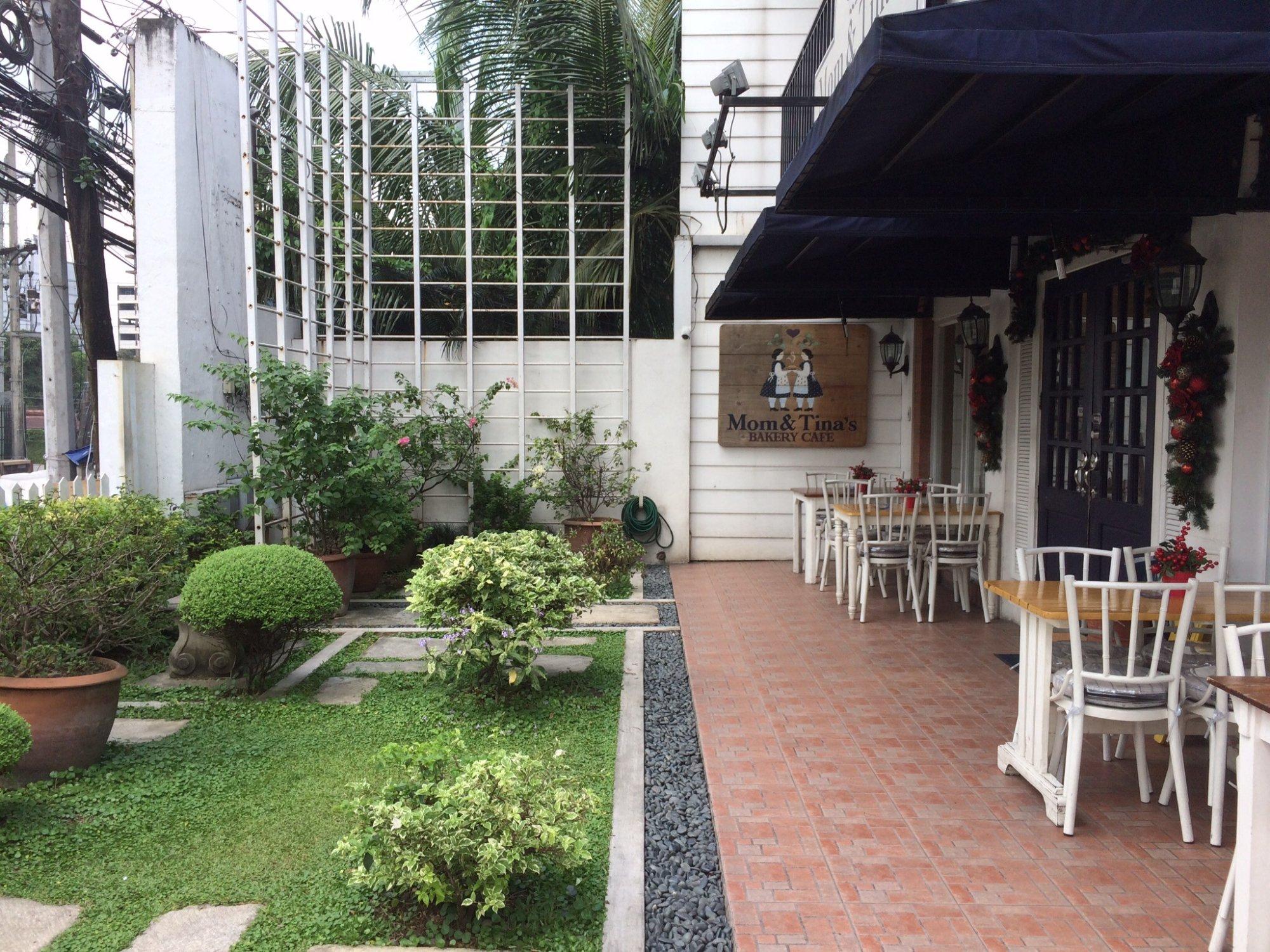 Mom And Tina 39 S Bakery Restaurant Quezon City Restaurant