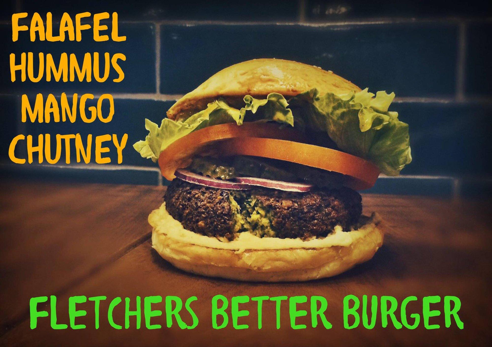 Fletchers Better Burger Frankfurt Ulasan Restoran
