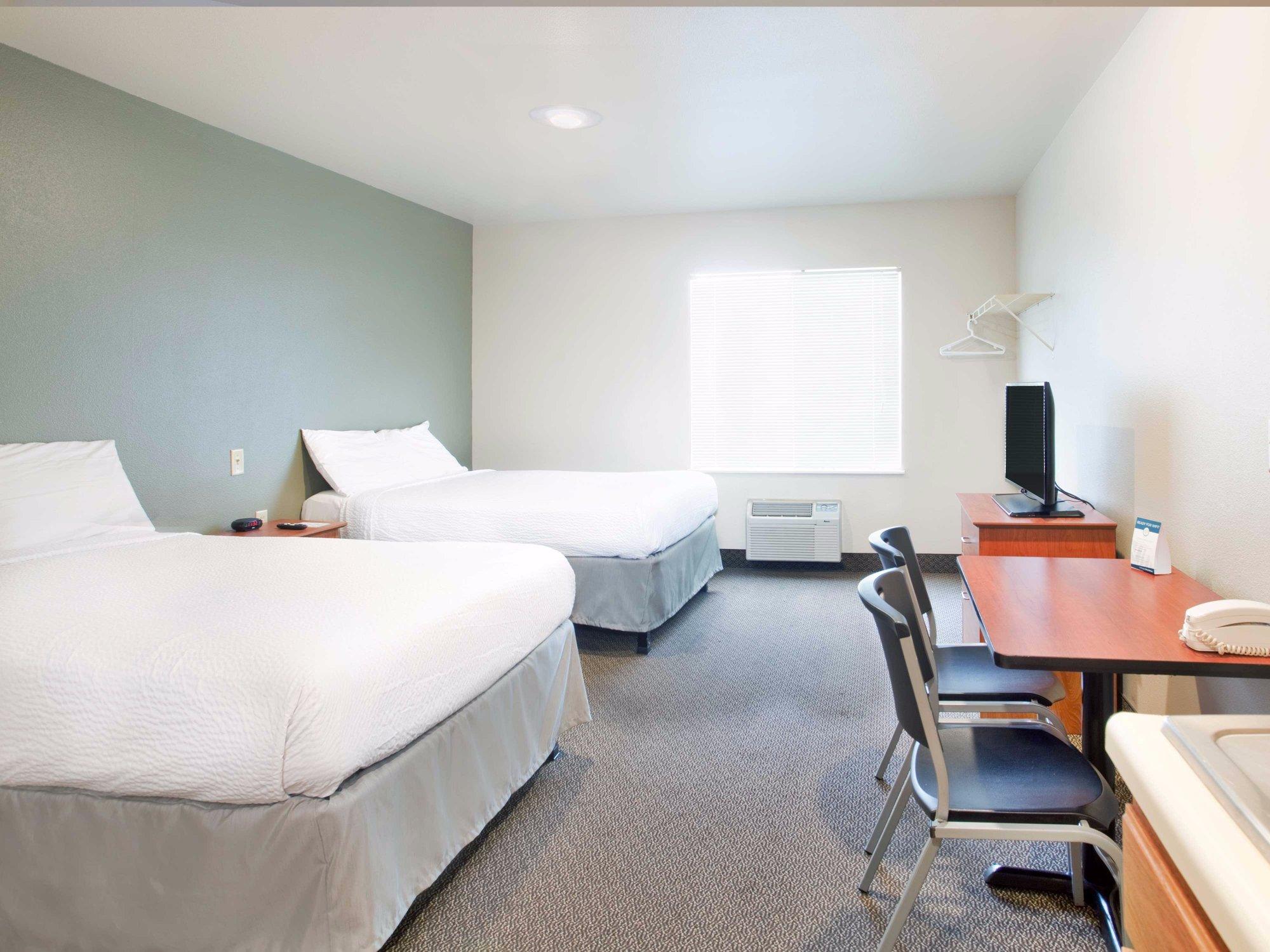 WoodSpring Suites Raleigh Garner