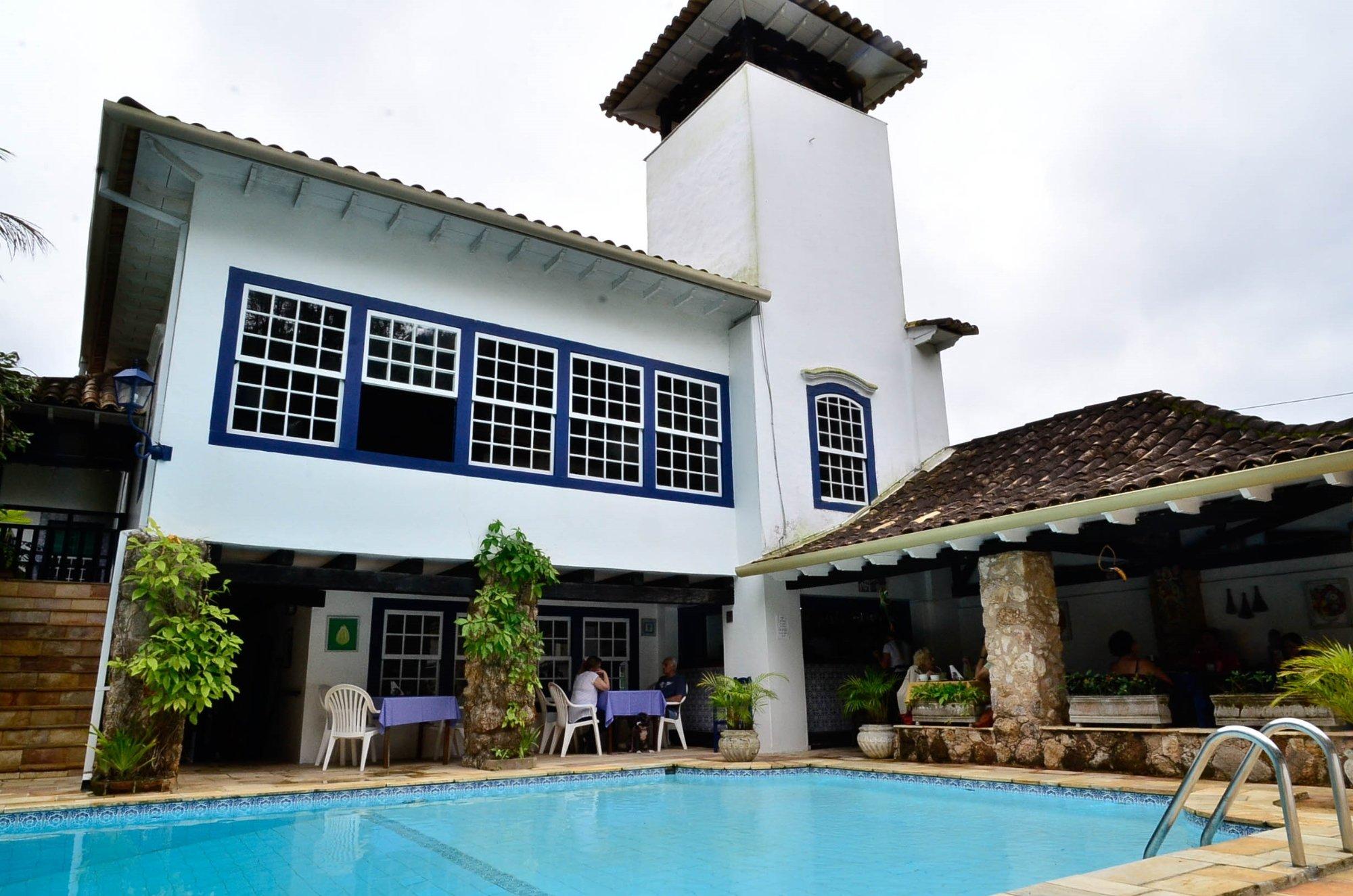 Hotel Solar das Aguas Cantantes