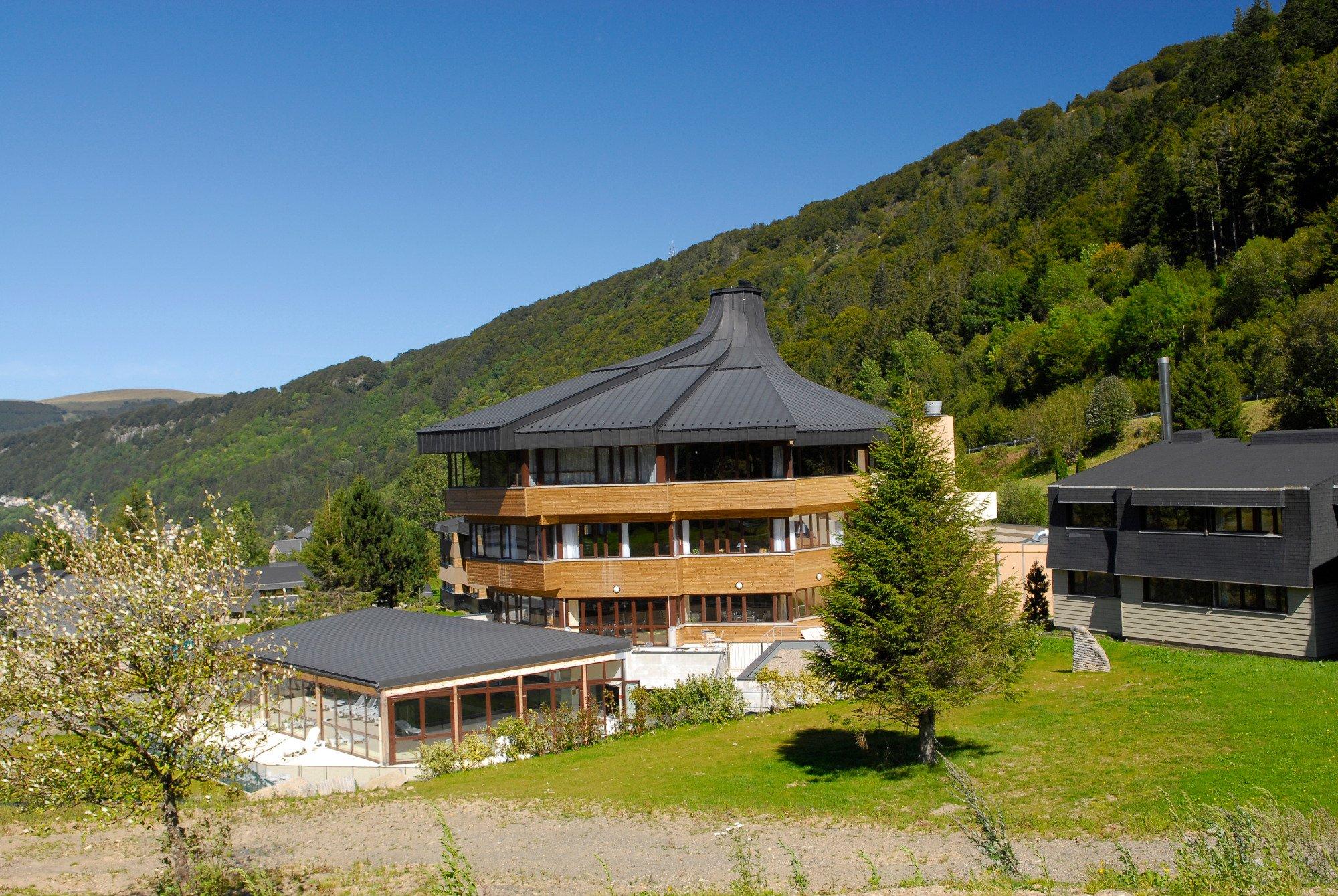 vacances la prade haute hotel le mont dore voir les tarifs et 128 avis
