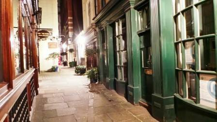 The London Ghost Walk