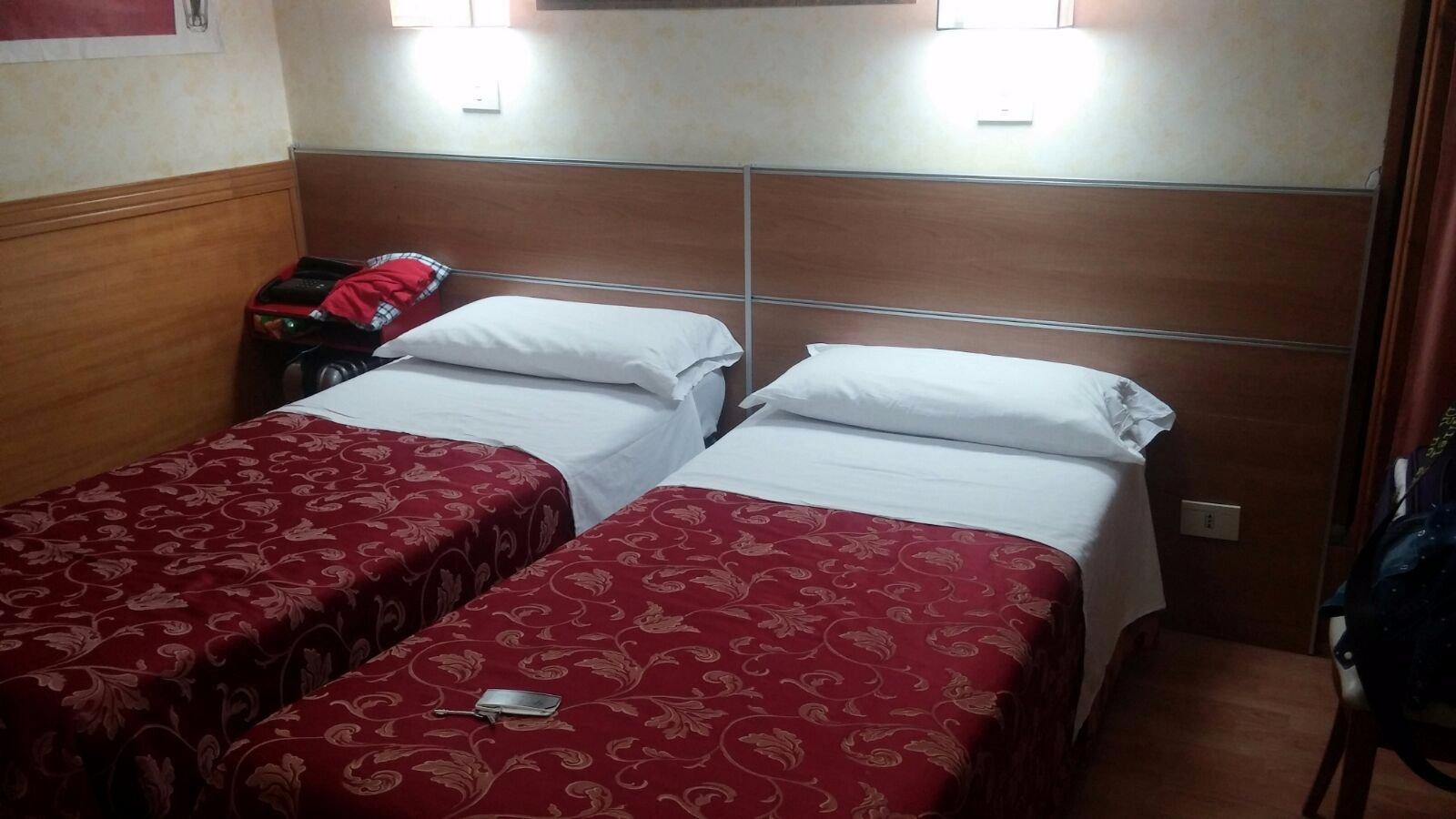 ホテル サンタ プラシード