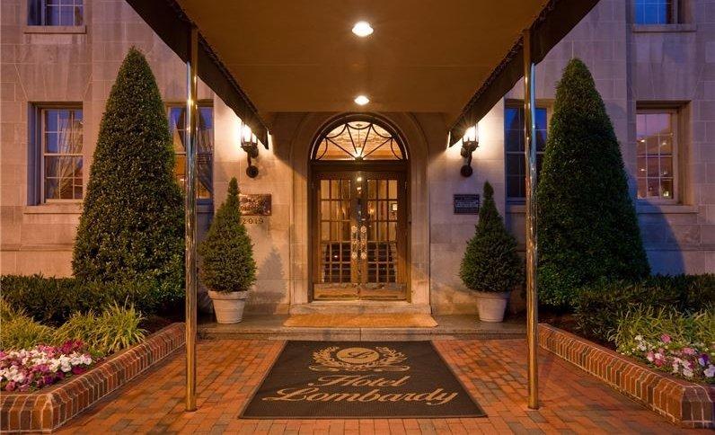 โรงแรมเดอะลอมบาร์ดี
