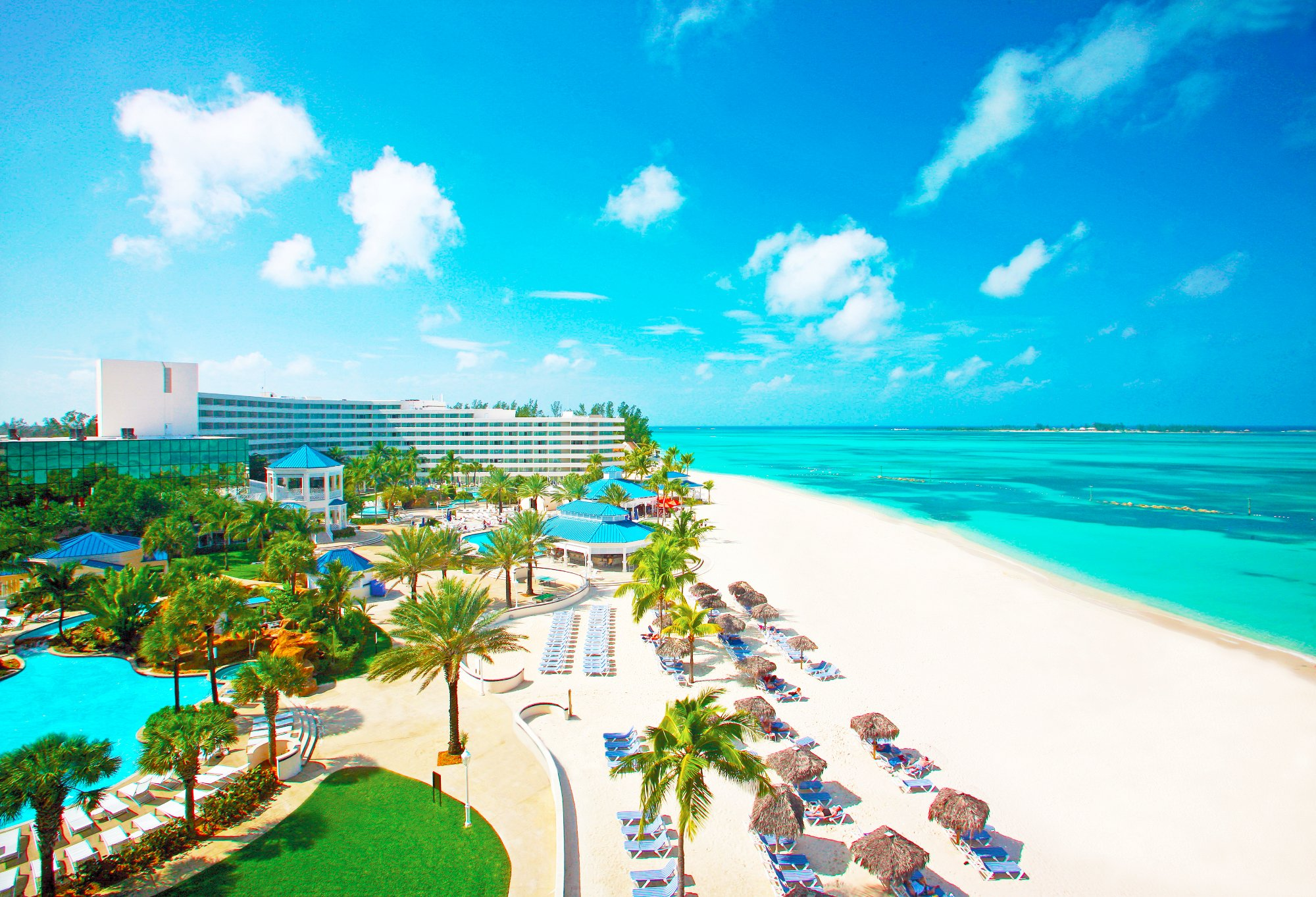 Melia Nassau Beach - All Inclusive