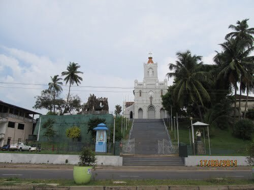 Holy Cross Church Kalutara