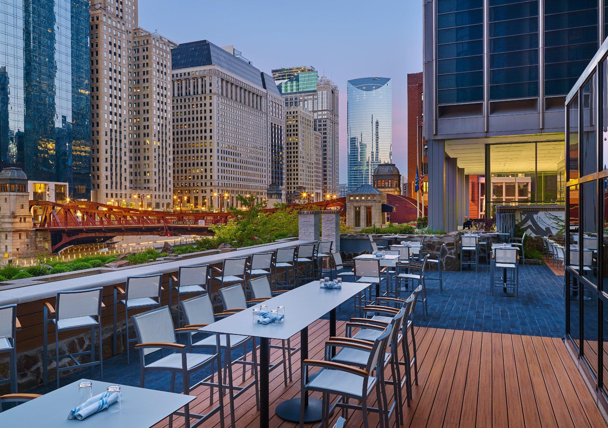 芝加哥北河岸酒店