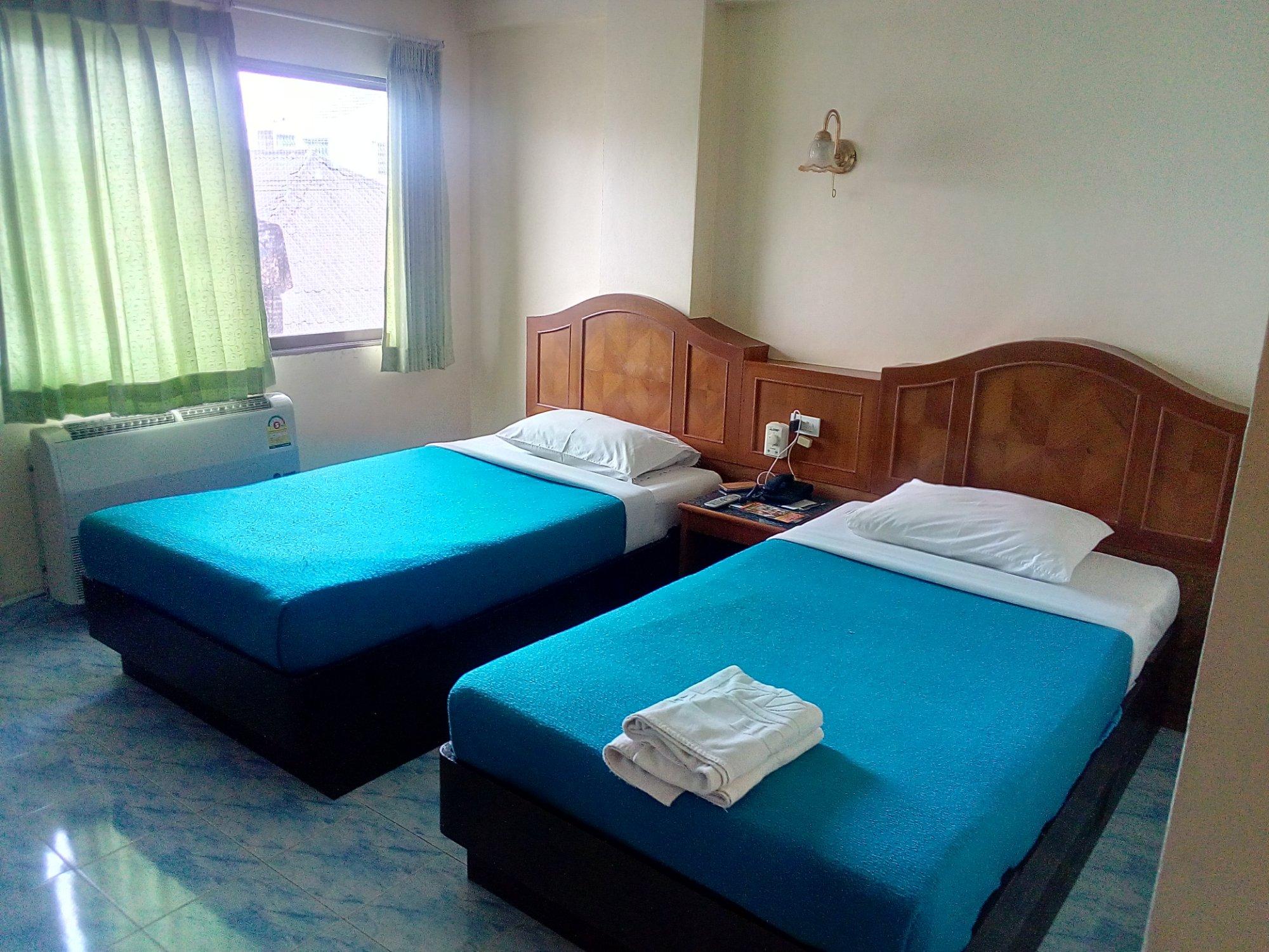 타이 호텔 크라비