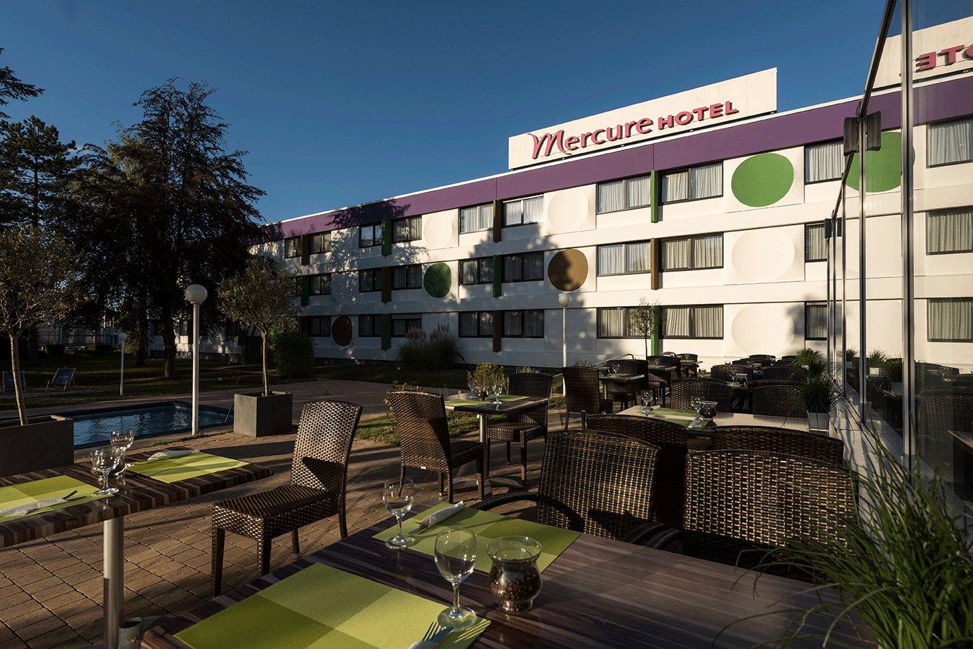Mercure Hotel Saarbruecken Sud