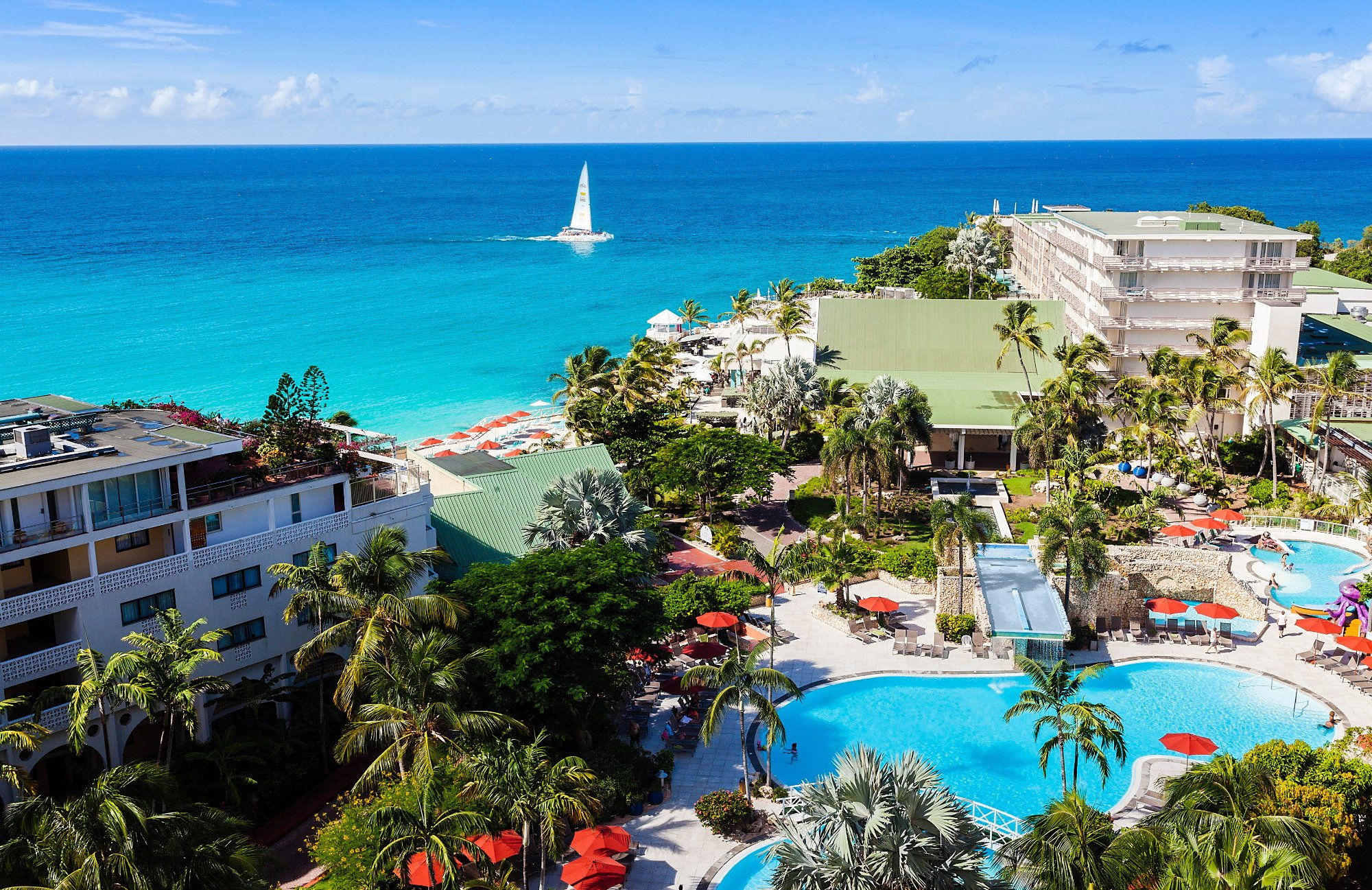 Sonesta Maho Beach Resort & Casino