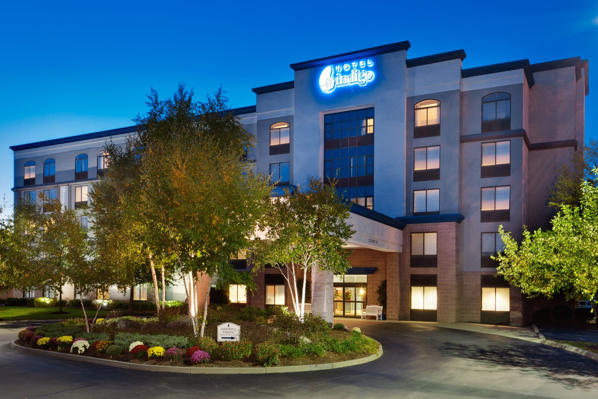 Hotel Indigo Albany-Latham