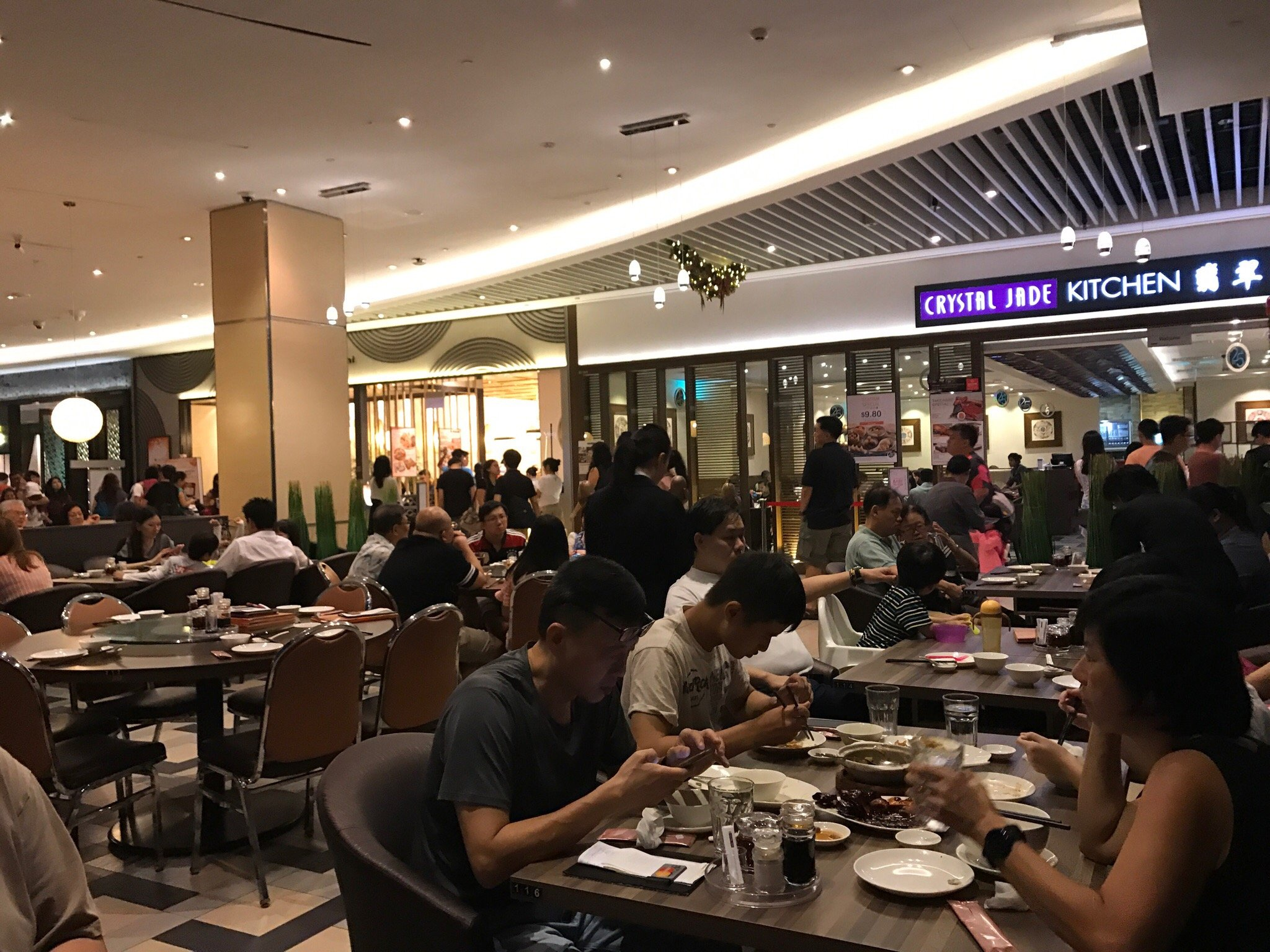 crystal jade kitchen singapore 391 orchard road ngee ann city