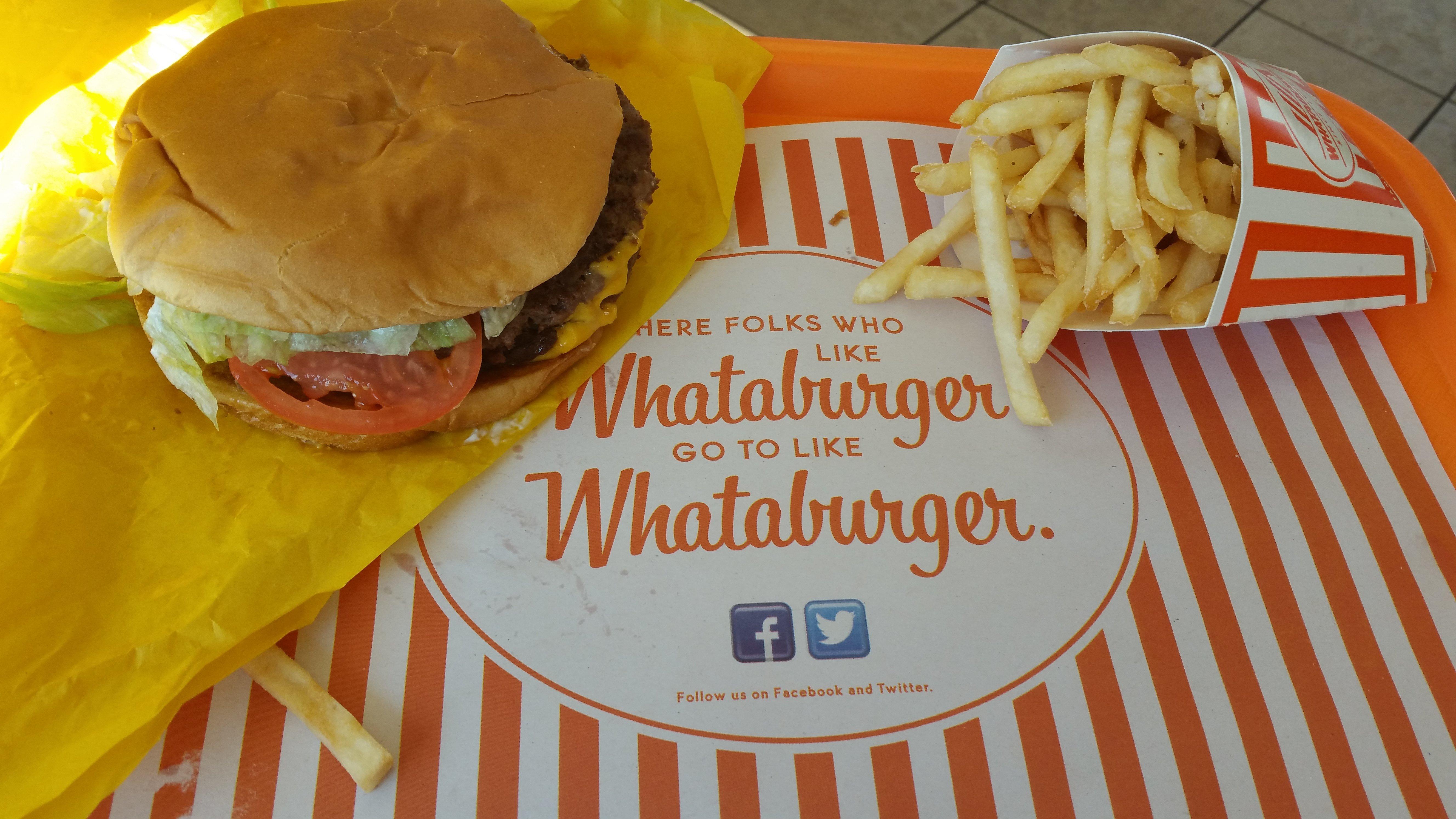 Whataburger Sherman N US Highway Restaurant Reviews - Whataburger us map