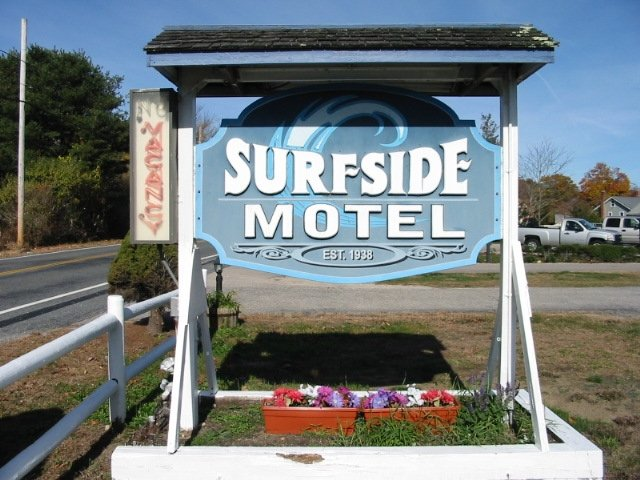 The Surfside Motel
