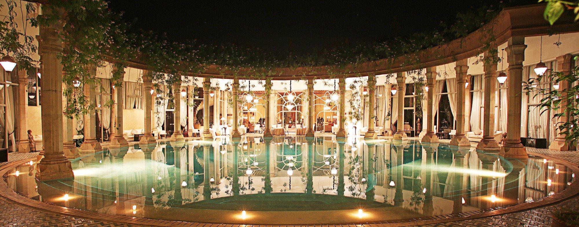 Le Palais Rhoul & Spa