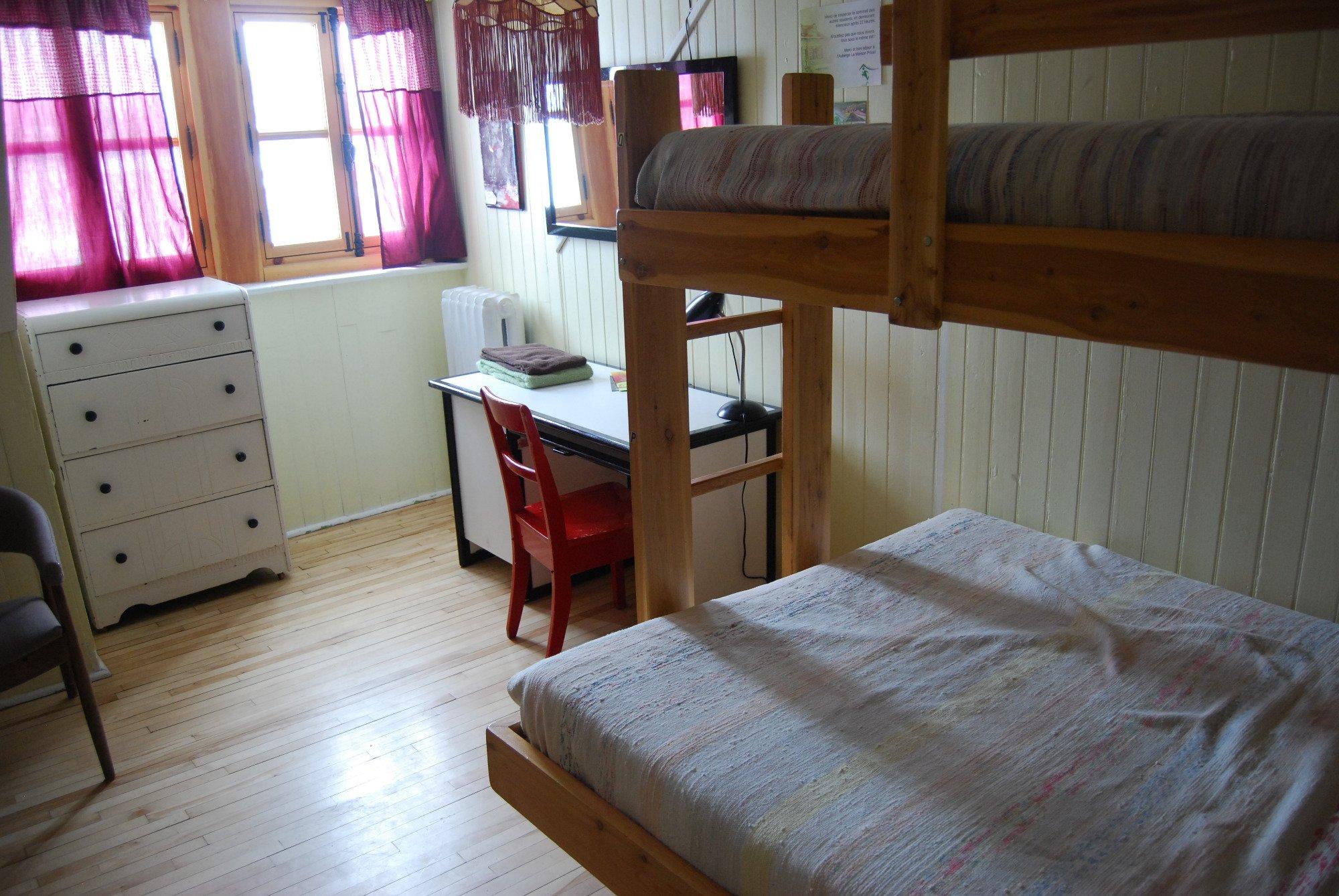 Auberge jeunesse de saguenay la maison price updated for Auberge de jeunesse la maison price
