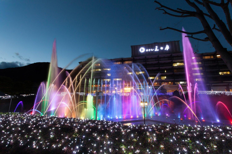鬼怒川溫泉 三日月旅館