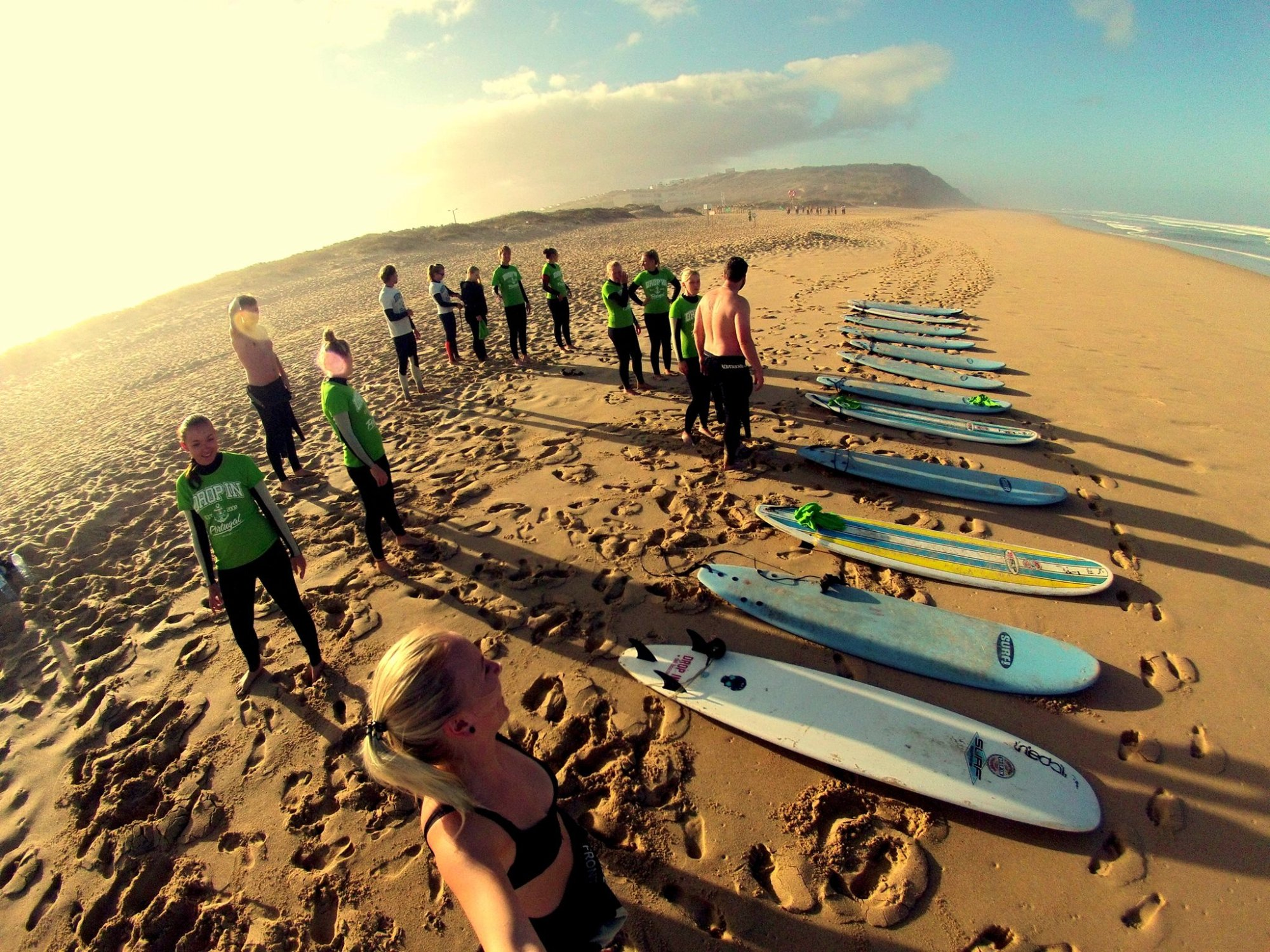 Drop In Surfcamp
