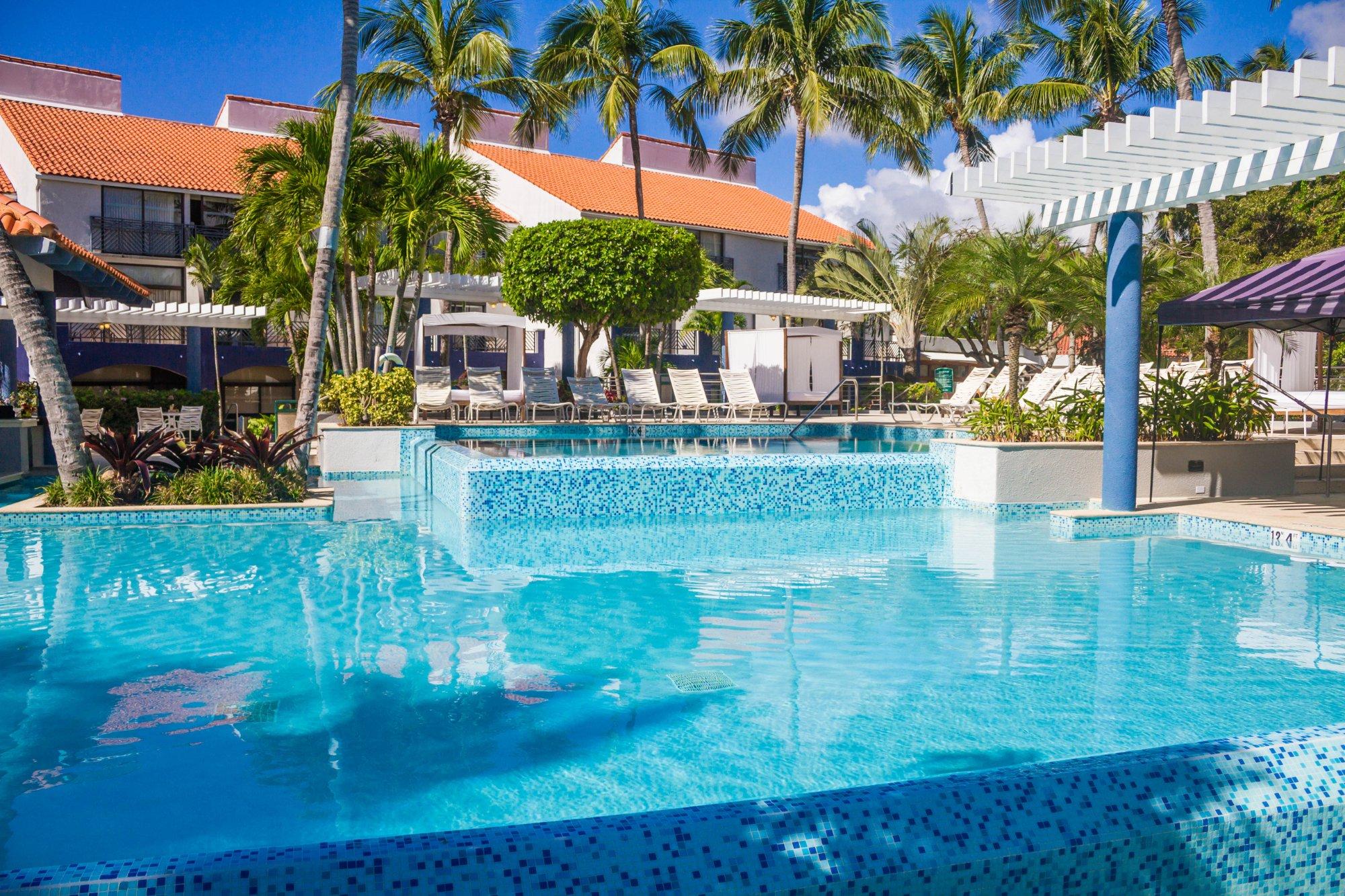 Wyndham garden at palmas del mar casino