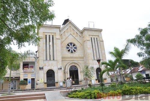 Basílica de Nuestra Señora del Carmen de Apicalá