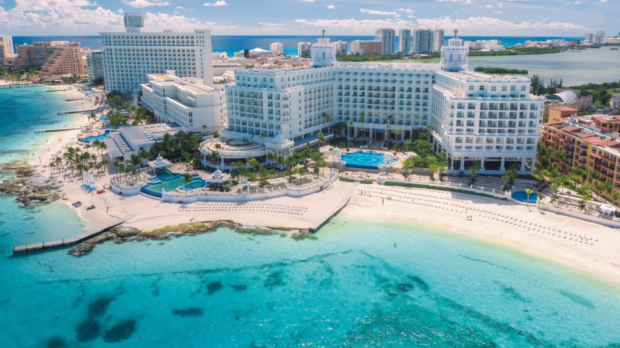 hotel riu palace las americas from  216 cancun mexico all