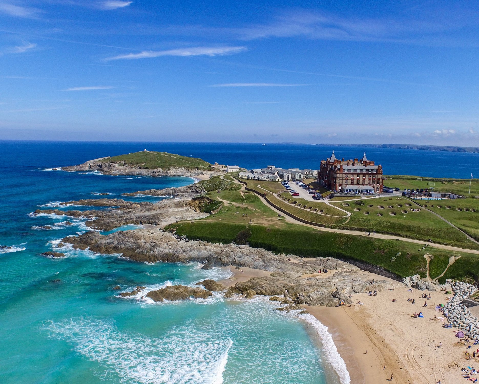 The Headland Hotel & Spa - Newquay