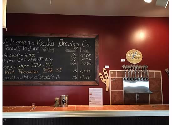 ‪Keuka Brewing Company‬