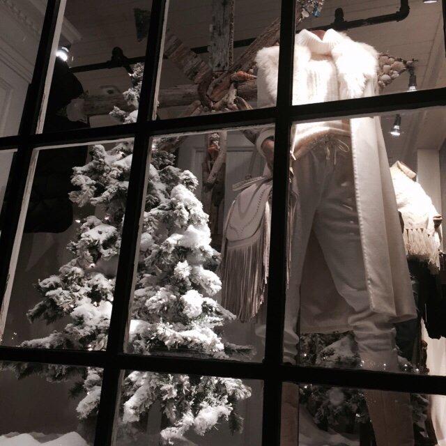 Window Shopping at Ralph Lauren