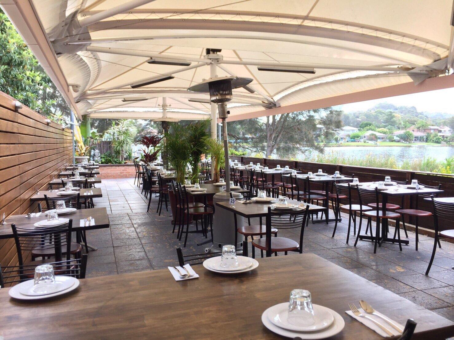 Rice and Lake Thai restaurant