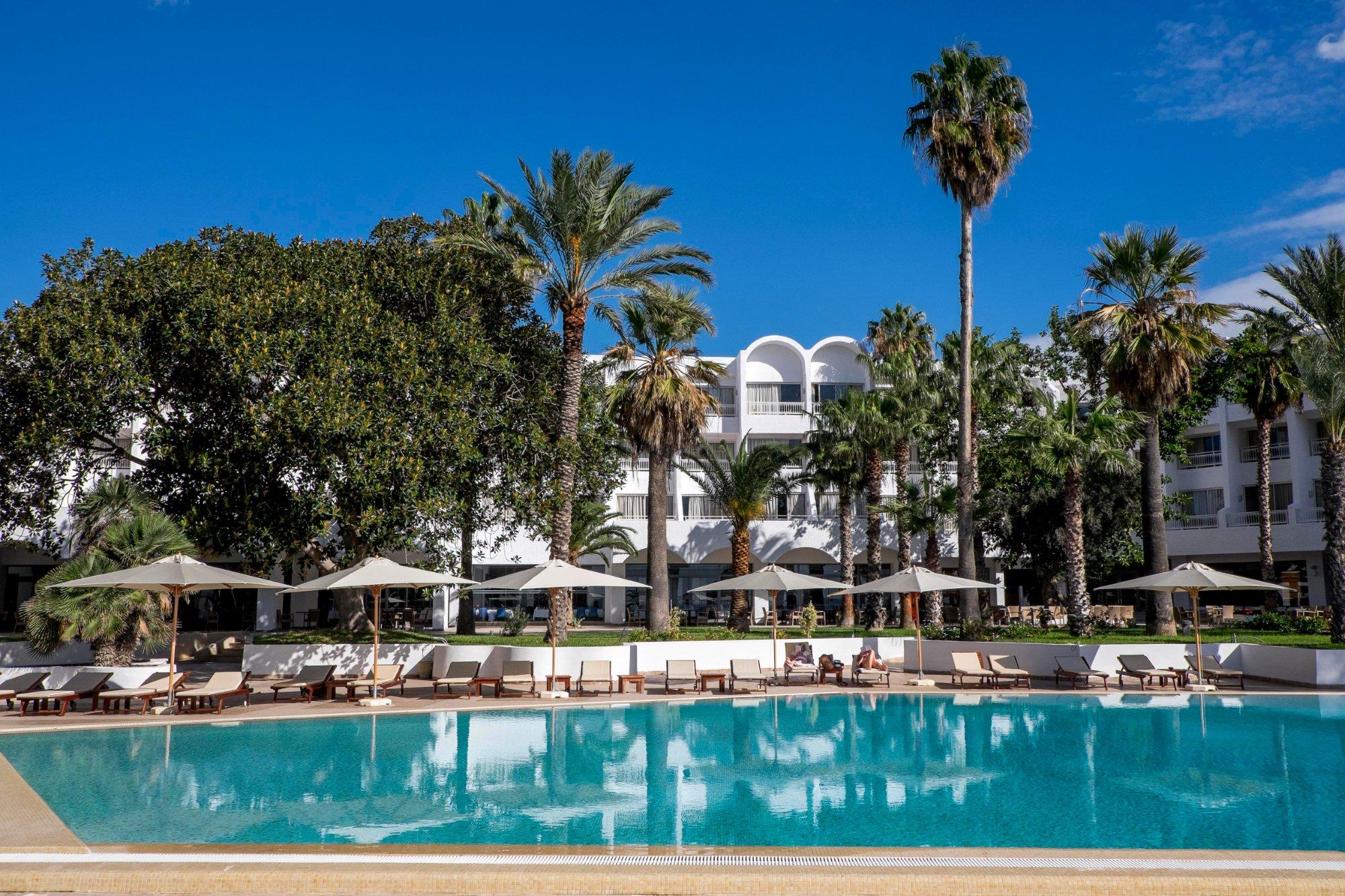 Bel Azur Thalasso & Bugalows Hotel