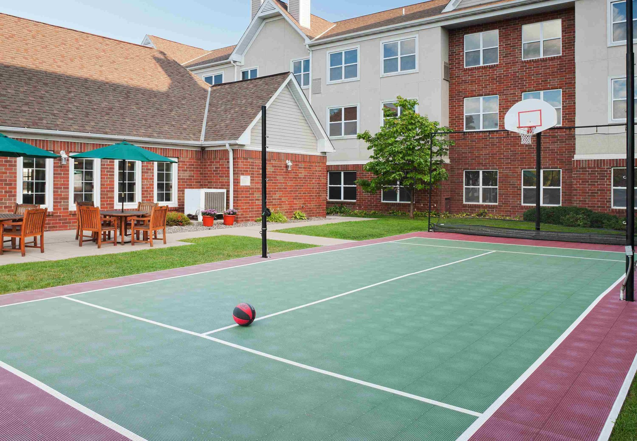 Residence inn bloomington by mall of america updated Sport court pricing