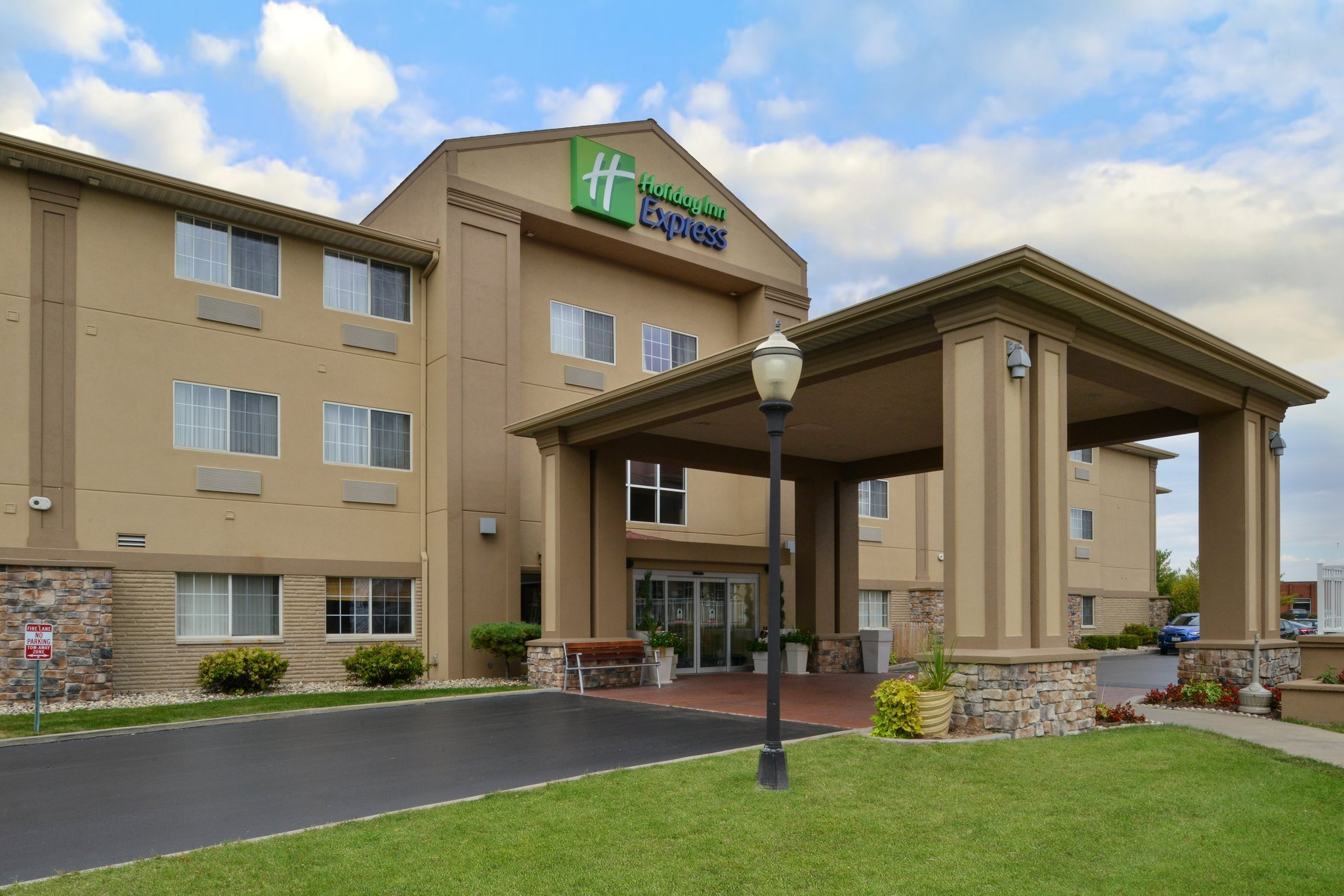 ‪Holiday Inn Express St. Joseph‬