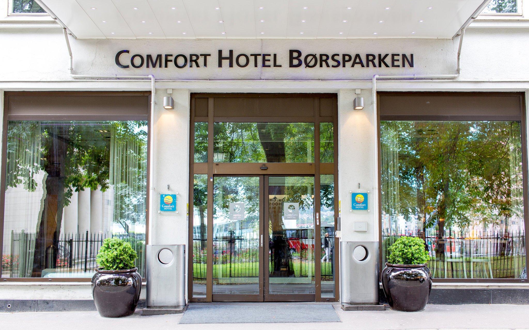 كومفورت هوتل بورسباركن