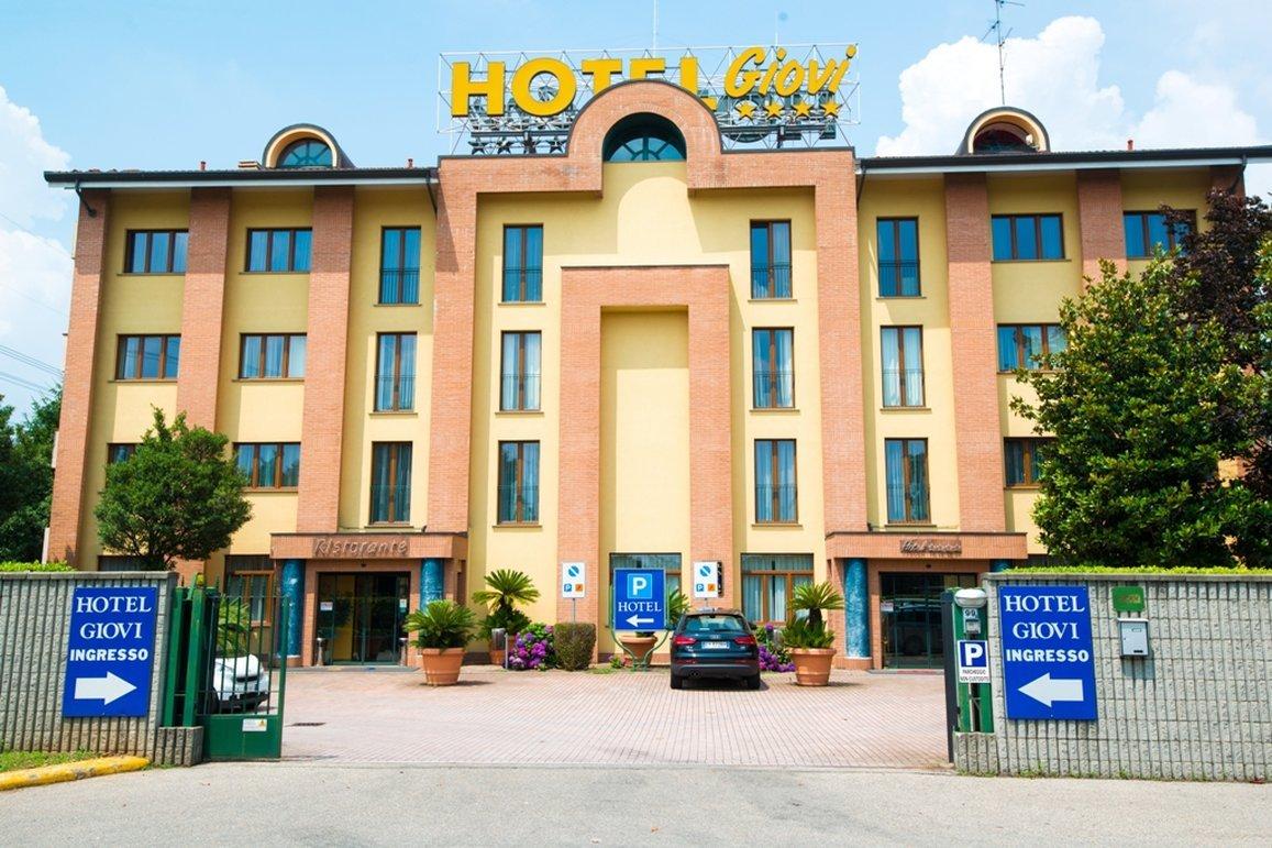 AS ホテル デイ ジョーヴェ