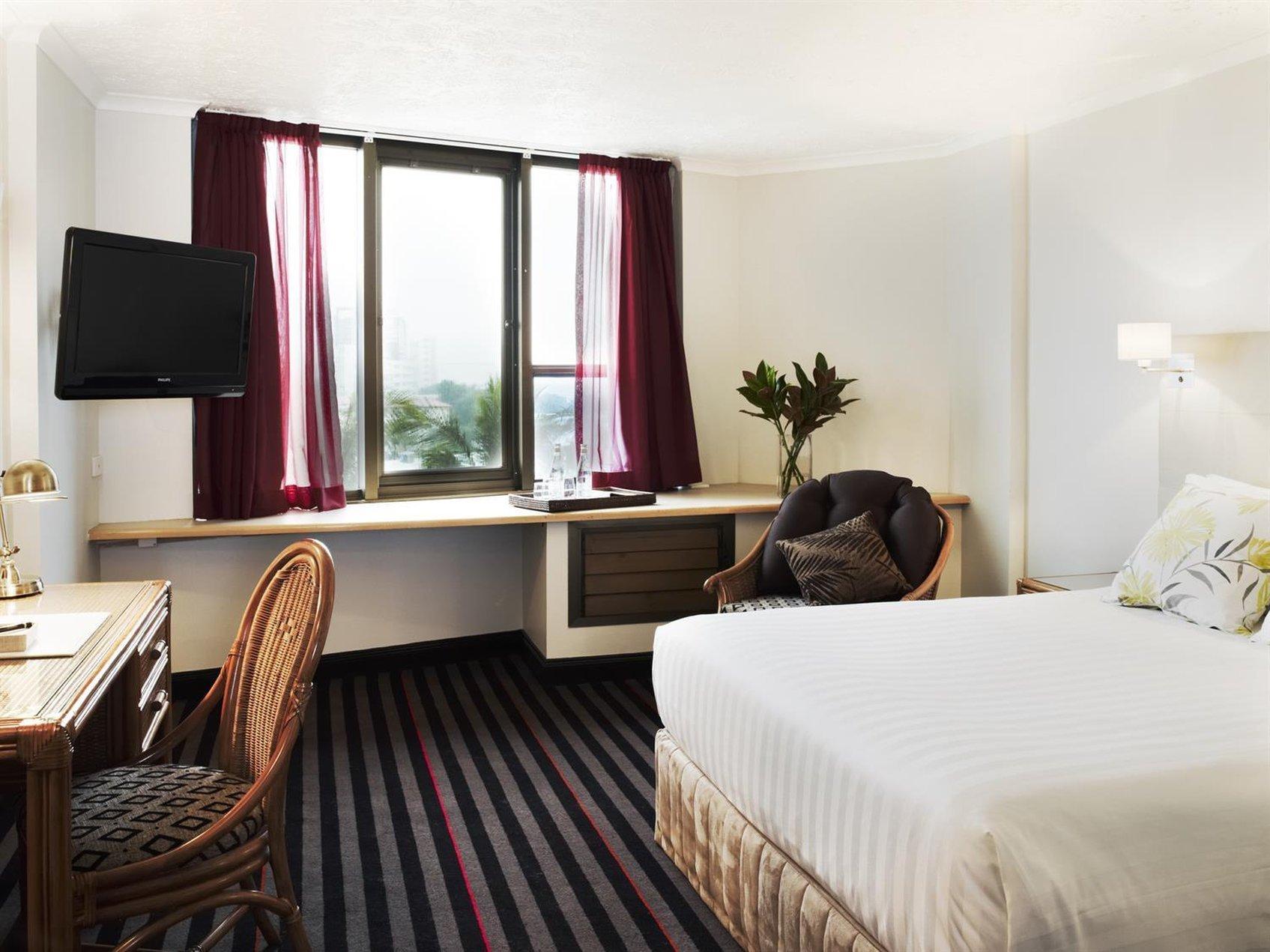 โรงแรมริดเจสเซาท์แบงค์ ทาวน์สวิลล์