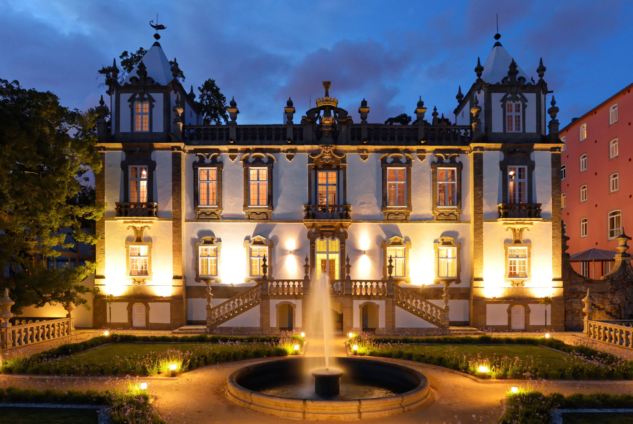 Pestana Palacio do Freixo