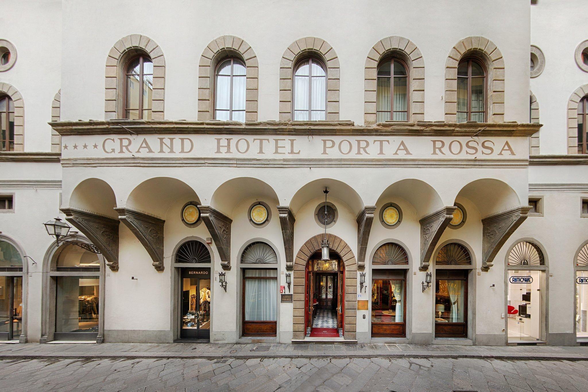 ホテル ポルタ ロッサ