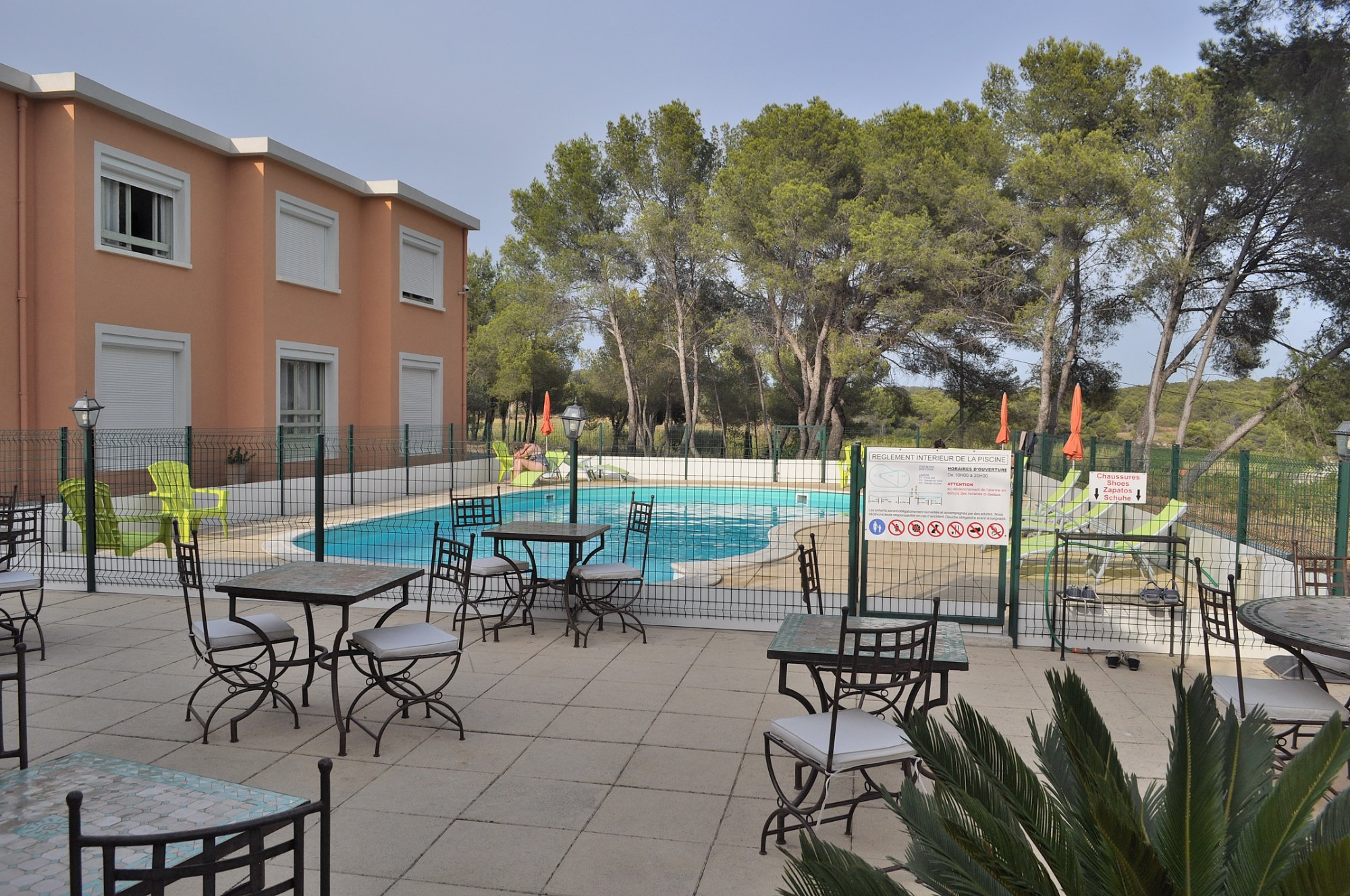 Les Rocailles Hotel