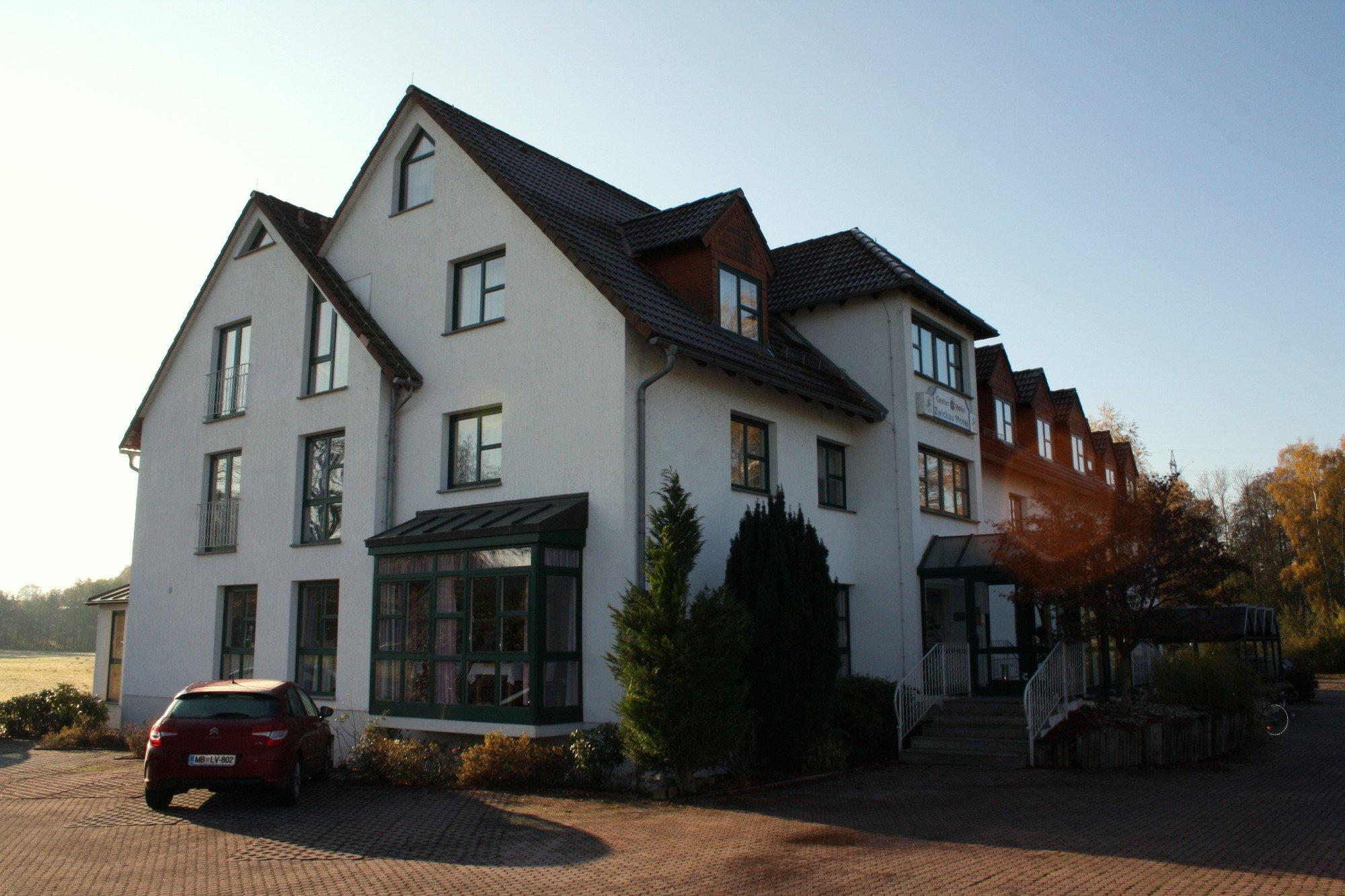 Center Hotel Zwickau Mosel