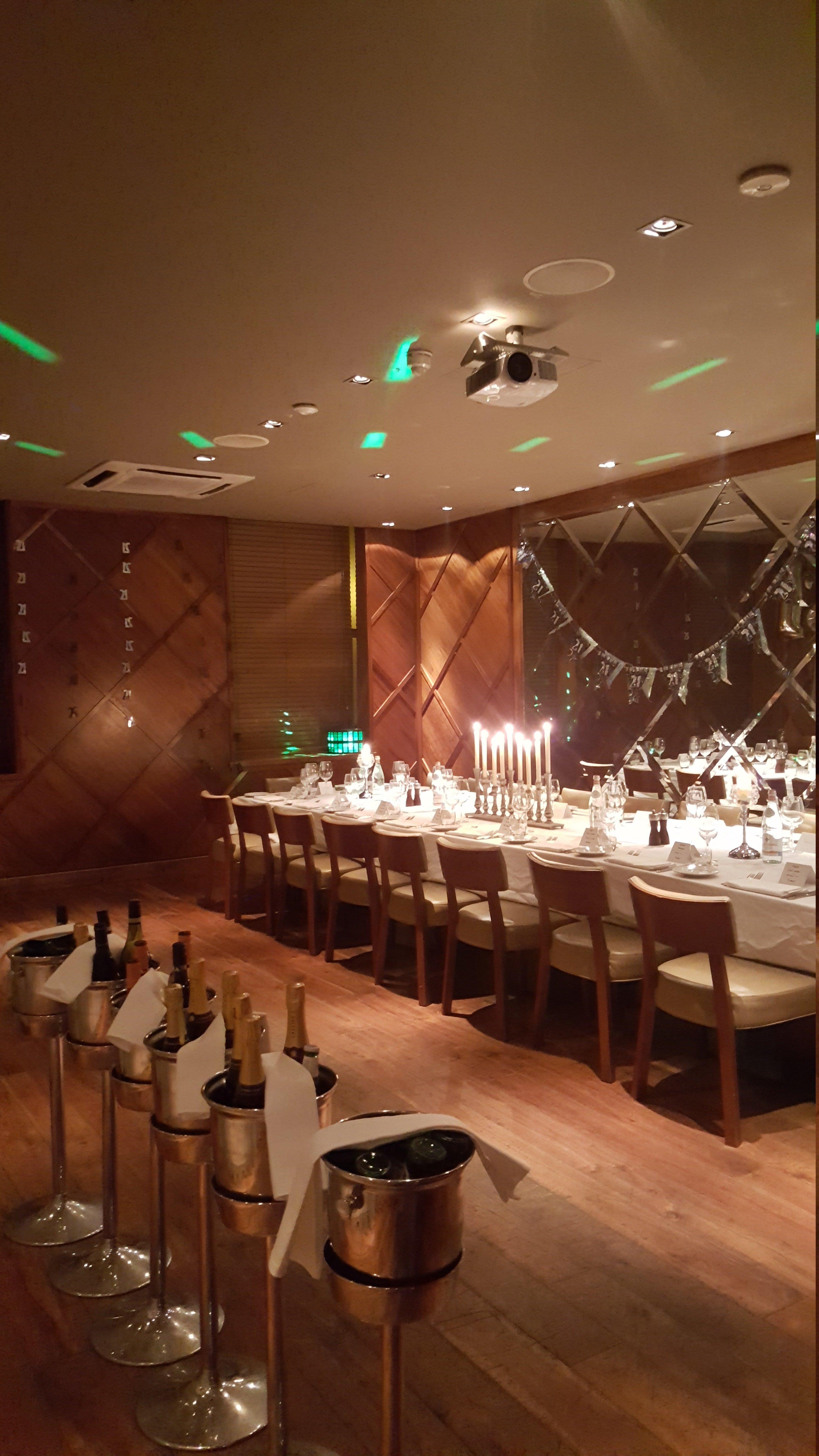 The restaurant bar grill harrogate restaurant reviews for O bar private dining room