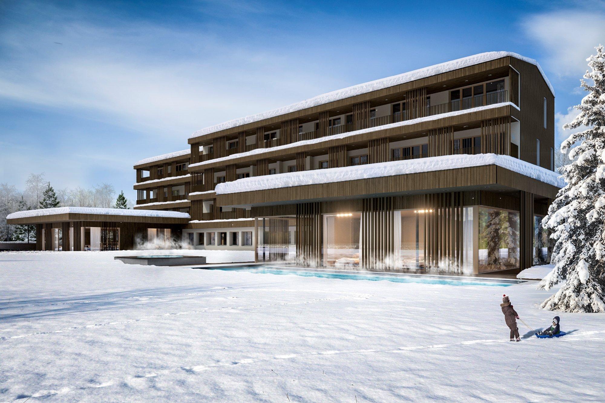 ラブナー ホテル ルドルフ