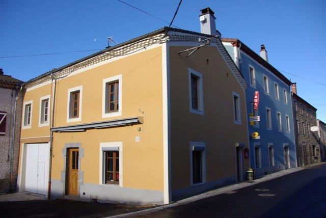 Rénovation de la façade de Chez Marthe