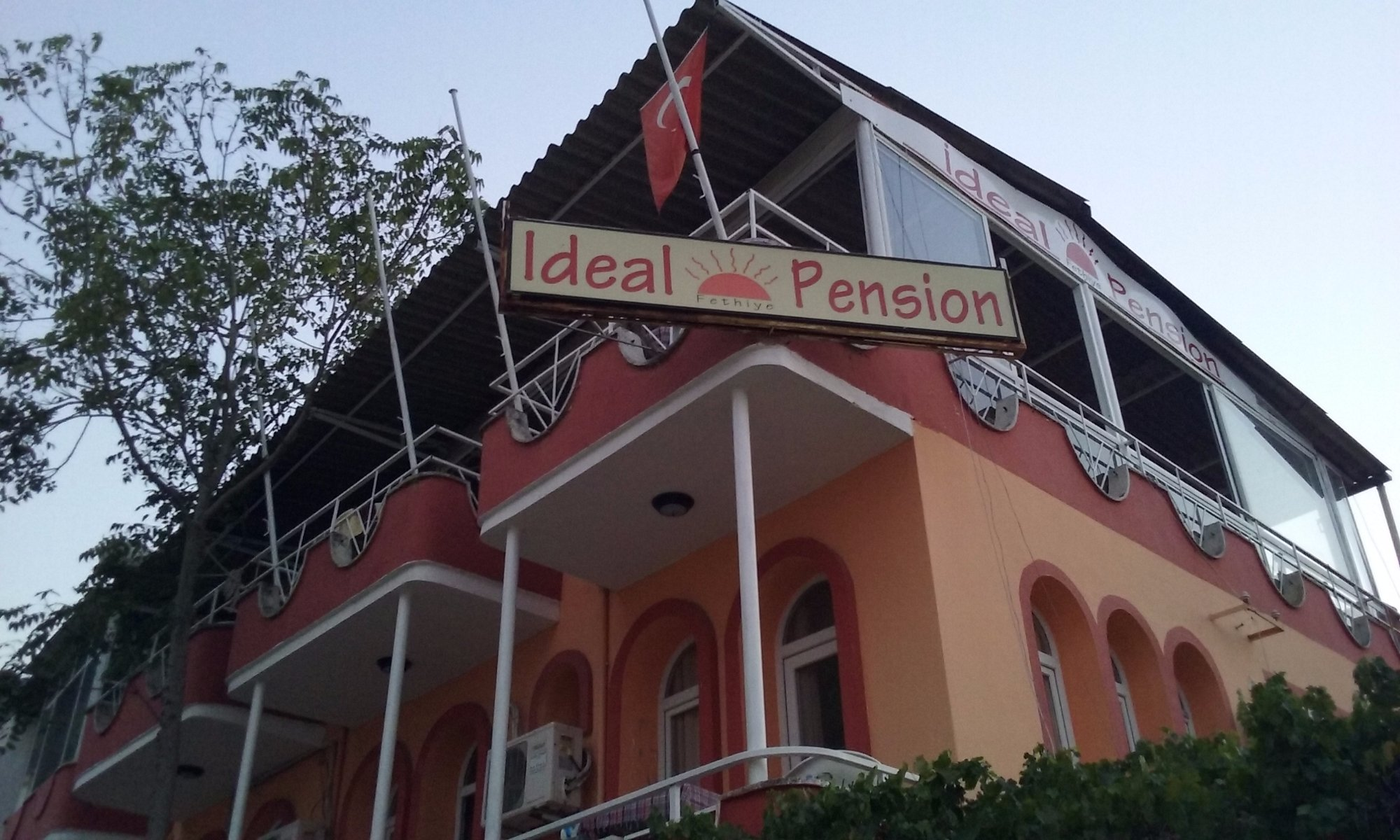 Ideal Pension Hostel