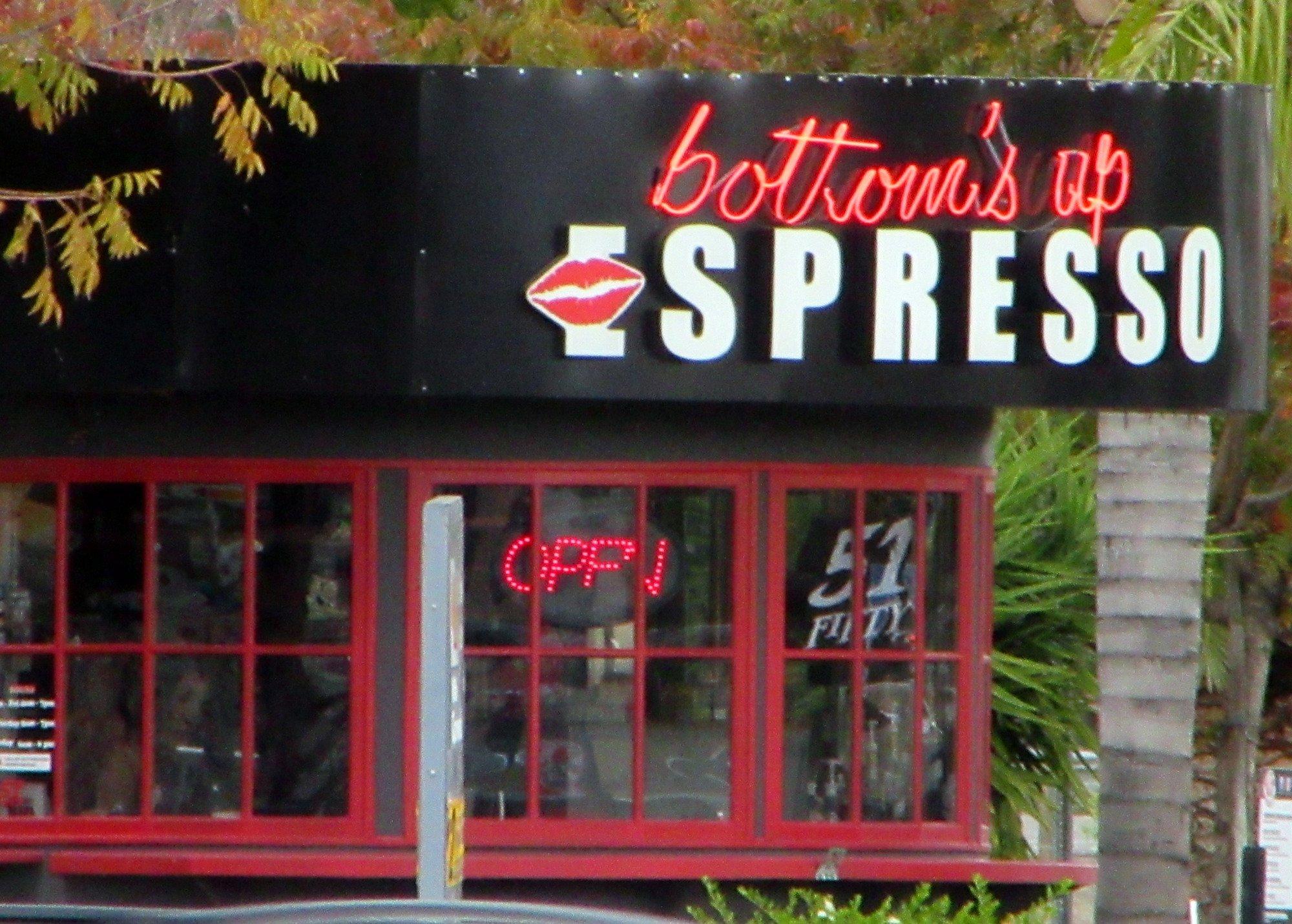 Bottom S Up Espresso
