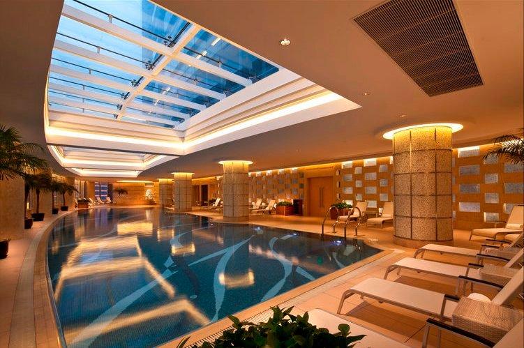 상하이 메리어트 호텔 시티 센터