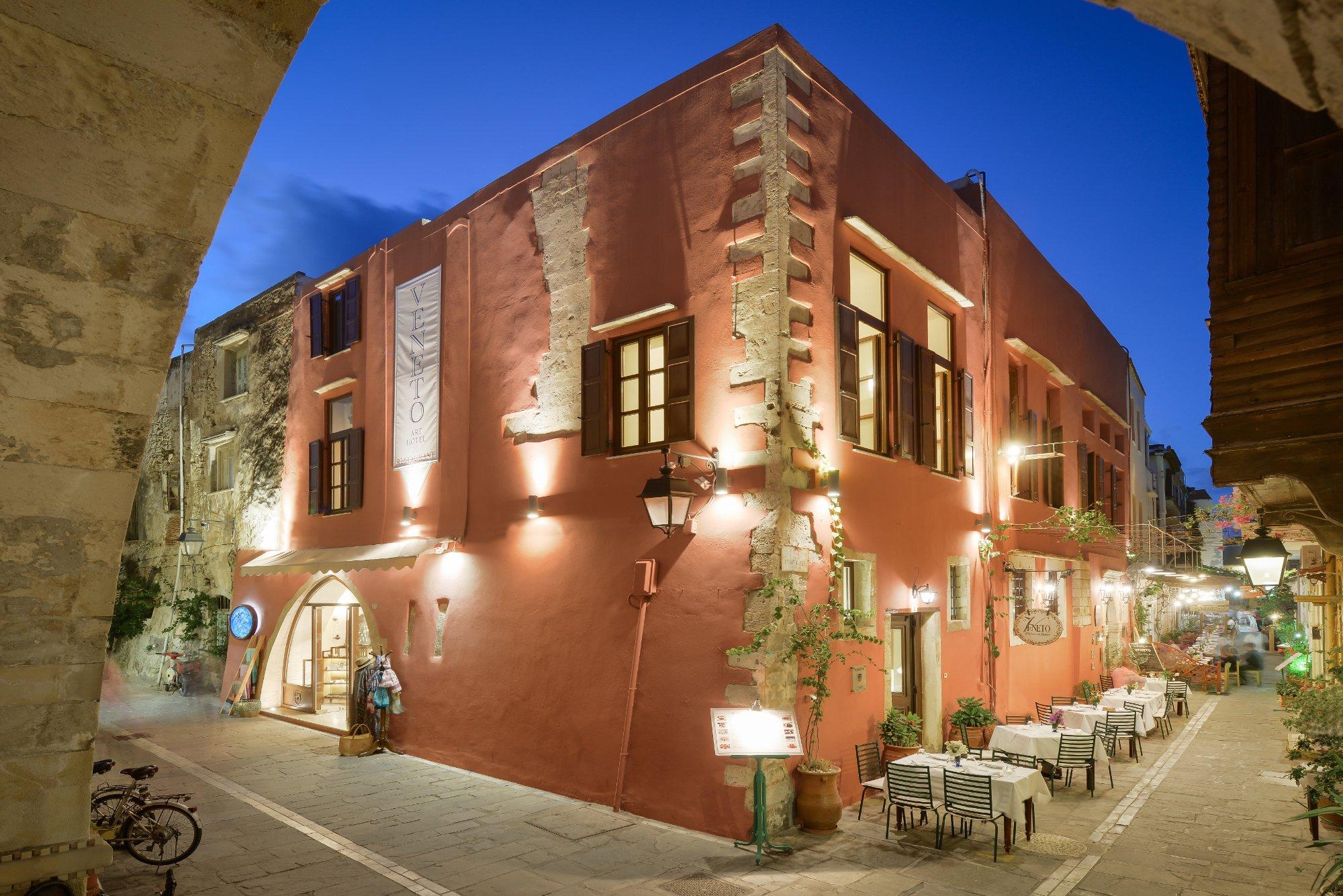 威尼托精品飯店