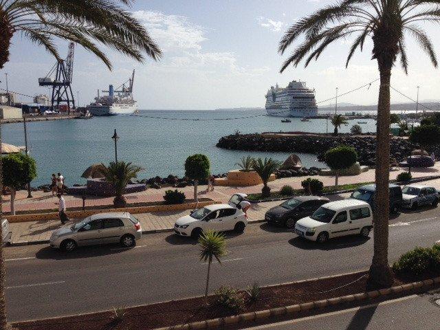 hotel puerto del rosario
